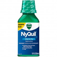 NYQUIL 12 OZ ORIGINAL