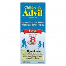 ADVIL CHILDERNS 4 OZ GRAPE DF