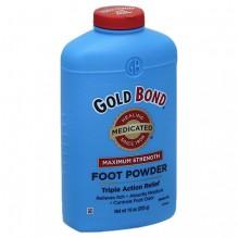 GOLD MED FOOT POWDER 10OZ