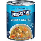 PROG SOUP CHKN/WILD RICE 19 OZ