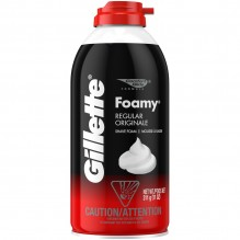 FOAMY 11 OZ REGULAR