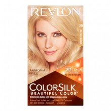 COLORSILK 80 LIGHT ASH BLONDE