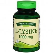 NATURE TRUTH L-LYSINE 1000 100S