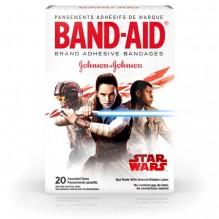 J&J BAND AID STAR WARS ASST 20C