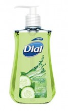 DIAL LIQ 7.5OZ PUMP CUCUM-MINT