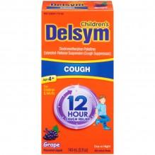 DELSYM COUGH 5 OZ GRAPE CHILD