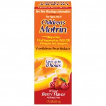 MOTRIN/CHILD LIQ 4 OZ BERRY