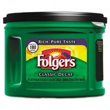 FOLGERS CLASSIC ROAST 22.6 DECF