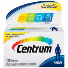 CENTRUM MENS 120 CT