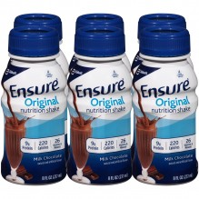 ENSURE RTU 8 OZ CHOC 6PKS 4/CS