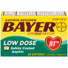 BAYER REGIMEN 32'S