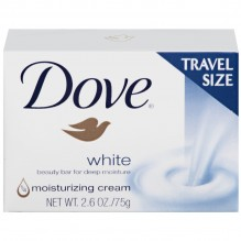 DOVE 2.6 OZ BAR SOAP WHTE 36CS