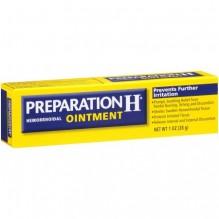 PREPARATION H OINTMENT 1 OZ