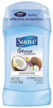 SUAVE 1.4OZ SLD COCONUT KISS