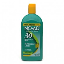 NO-AD SUNSCREEN LOT SPF30 16OZ