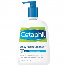 CETAPHIL FACIAL CLNSR. 16 OZ