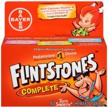 FLINTSTONES COMPLETE 60'S
