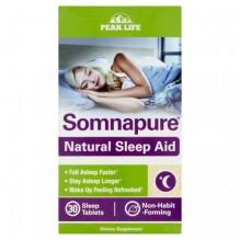 SOMNAPURE NATURAL SLEEP AID 30S