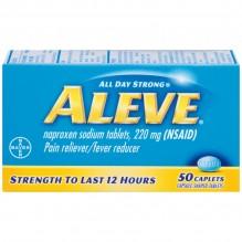ALEVE CAP 50'S