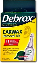 DEBROX .5OZ DROPS KIT W/EAR BLB