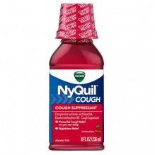 NYQUIL 8OZ COUGH LIQUID CHERRY