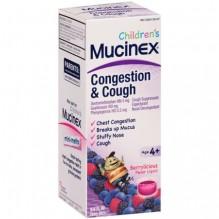 MUCINEX CHILD CONGEST/CGH 6.8OZ