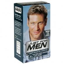 JUST FOR MEN H/COLOR LT BRW H25
