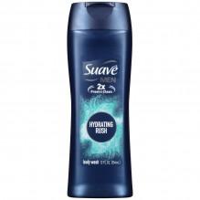 SUAVE 12OZ B/W MENS CLEAN&FRSH