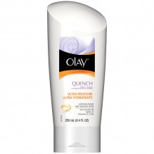 OLAY QUENCH B/LOTION X/DRY 8.4Z