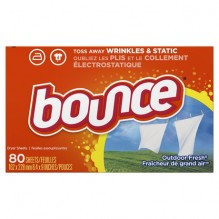 BOUNCE OUTDOOR FRESH 80 SHEETS