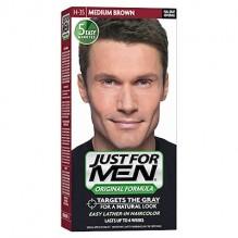 JUST FOR MEN MED BROWN H-35