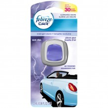 FEBREZE CAR VENT 1CT MIDNT STRM