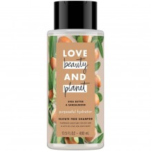 LOVE B&P 13.5OZ SHAMP SHEA BTTR
