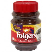 FOLGERS CLASSIC ROAST INSNT 8OZ