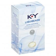 K Y LIQUIBEADS 6CT MOIST