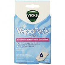 VICKS VAPO REFIL PAD 6CT/SLEEPY