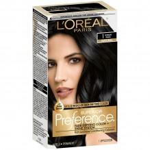 PREFERENCE #3 SOFT BLACK