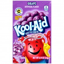 KOOL-AID PACKETS GRAPE 4X48