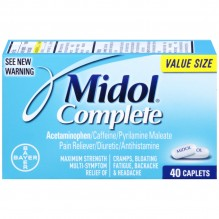 MIDOL COMPLETE 40 CT