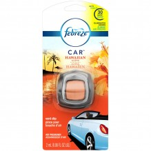 FEBREZE CAR VENT 1CT HAWAIIN