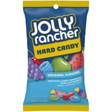 JOLLY RANCHER 7OZ ASST HARD CND