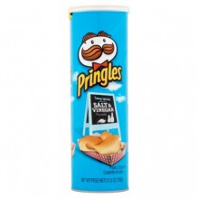 PRINGLES 5.5OZ SALT & VINEGAR
