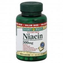 N/B #1976 FLUSH FREE NIACIN 120