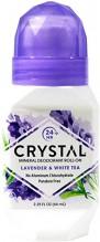 CRYSTAL R/O LAVENDER W/TEA 2.25