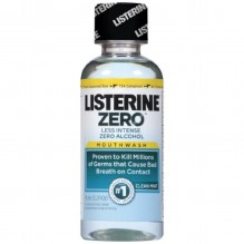 LISTERINE 95ML ZERO CLN MINT