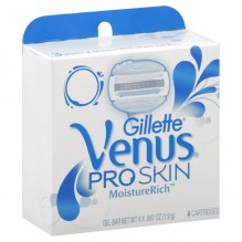 GILL VENUS PRO-SKIN MOIST 4CT