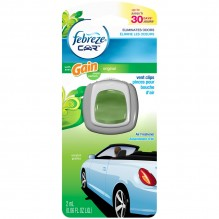 FEBREZE CAR VENT W/GAIN .06OZ