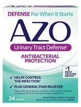 AZO URINARY TRCT DEFENSE 24CT