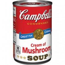 CAMPBELLS CRM OF MUSHROOM 10.5Z