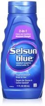 SELSUN BLUE 2 IN 1 SHMP/CND 11Z